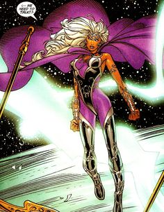 ✭ Storm by Adam Kubert