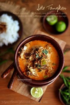 Cooking With Love: Soto Tangkar