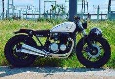 Fucker #11 - HONDA CB650C - #bfmotorcycles #honda # cb650c #bobber