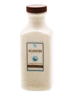 Relaxation Bath Salts fra Forever Living | Slank med Forever FIT C9 - Aloevera Portal Danmark