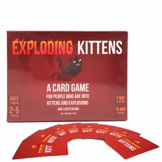 original NSFW exploding kittens cards game get 20 Imploding card for free explosive kittens cat playing cards mtg fun board game *** Offer can be found by clicking the VISIT button
