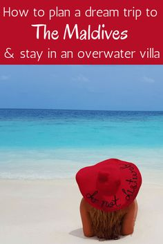 The ultimate guide on how to plan your dream trip to the Maldives and stay in an overwater villa. Tips about where to stay, the best hotels and resorts, how to get there and how to choose the best island for your vacation in paradise. The guide includes a list of the best over water luxury villas that suit all budgets.  Maldives is the type of destination that's on everyone's bucket list. This magnificent archipelago has some of the world's best beaches, underwater life and natural beauty…