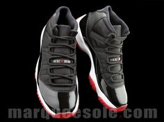 Thanks Newest Air Jordan 11 Retro Bred Pictures - Photo posted in Kicks @ BX  (Sneakers  Clothing) | awesome pin