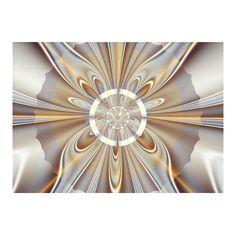 Gossamer Fine Fractal Art Cotton Linen Tablecloth 60