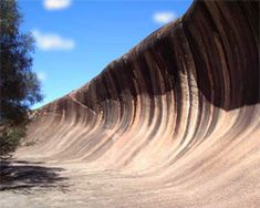 Wave rock this totally tubular rock formation is the result of wave rock wave rock is a natural large stone formation in western australia near the town of hyden the formation is said to be many millions of years old publicscrutiny Gallery