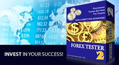 The best solution for improving your trading skills on #Forex. Test your strategy in the fastest way with Forex Tester Software.
