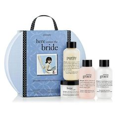Philosophy - Here Comes The Bride Bridal Beauty Gift Set