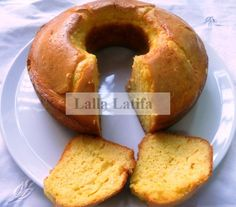 Cake à l'orange au Thermomix
