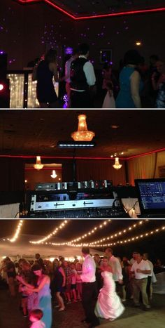 Hire Ron Gutzeit if you are looking for one of the top DJs who specialize in '50s to '80s music. In addition to disc jockey services, he also provides an excellent sound system, projector and more.