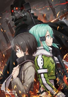 ~Sword Art Online ~ one of the most badass characters in sao