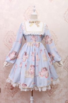 Harajuku Fashion, Kawaii Fashion, Lolita Fashion, Cute Fashion, Rock Fashion, Pretty Outfits, Pretty Dresses, Beautiful Dresses, Cute Outfits