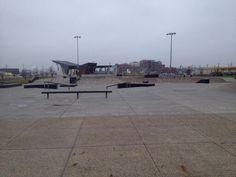 Iowa skate park by seattle pest control