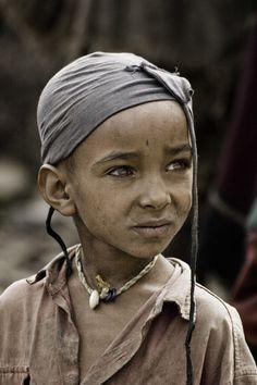 Tigray Child, Ethiopia - ByTenbult on Deviant Art