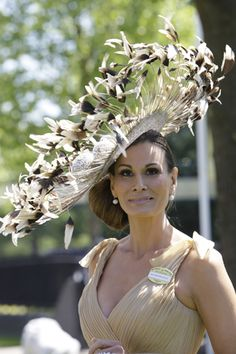 Image Detail for - Royal Ascot 2010 – some more eccentric hats | Backstage Confidential