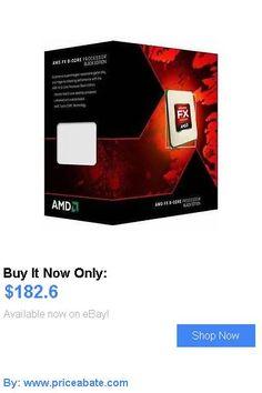 computer parts: Amd Fx-8370 Eight-Core Vishera Processor 4.0Ghz Socket Am3 , Retail BUY IT NOW ONLY: $182.6 #priceabatecomputerparts OR #priceabate