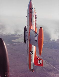 RAAF MB-326H Macchi - Photo by Simon Oates (Reissued)