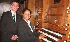 Ouverture du 12ème festival international d'orgue de la cathédrale d'Agen le 2 juillet