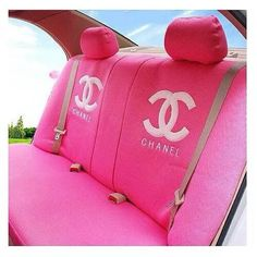 Find images and videos about love, pink and girly on We Heart It - the app to get lost in what you love. Car Interior Accessories, Car Accessories For Girls, Pink Car Interior, Interior Design, Vw Camper, Vw Bus, Hot Pink Cars, Estilo Coco Chanel, Design Autos