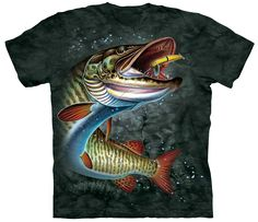 If you LOVE Fishing then this VERY UNIQUE Artwork shirt is perfect for you to…