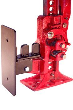 Safe Jack Secure Lifter for Hi-Lift Jacks     PART NO. 14020      - Lifts loads that are too low for a jack     - Easily attach a load to your jack