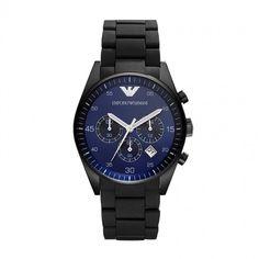 Zwart - Emporio Armani - Horloge