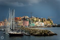 https://flic.kr/p/HNv4zA | Rione Terra, Pozzuoli (Landscape From The Marina Just…