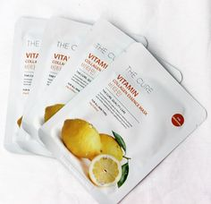 The Cure Vitamin Collagen Essence Mask:http://www.annanuttall.com/the-cure-vitamin-collagen-essence-mask/