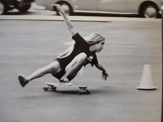 """Contest skater - Skateboarding in the 70s, Hugh Holland """"Locals Only"""""""