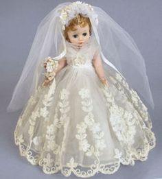 """~ """"Cissette"""" Doll ~ (1950's)"""