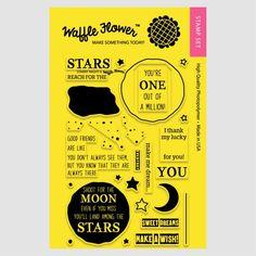 Starry Night Stamp Set