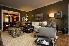 Traditional living room idea