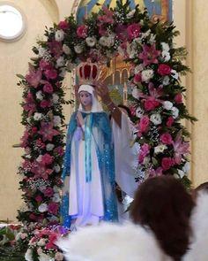 Hoje foi dia de coroação de Nossa Senhora nossa mãezinha!  by apfs71 http://ift.tt/1Pa6jxy