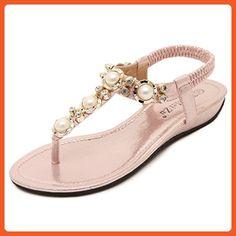 Lemontree Women's Summer Bohemia Flip Flop Sandals 127 - Sandals for women (*Amazon Partner-Link)