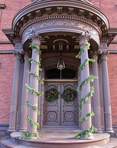 12.23.14 | Big Old Houses: Preservation Triage in Providence | New York Social Diary