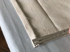 How to: R.V. Curtains - Sawdust 2 Stitches