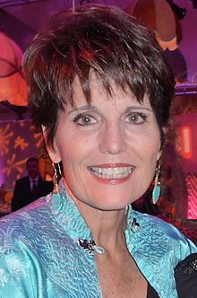 Lucie Arnaz at Kennedy Center's Twain Prize 2013.jpg