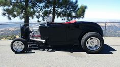 Peter Seimas' 32 Ford Roadster