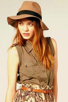 Women's Summer Hats 2013