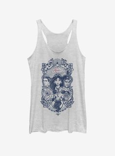 ONeill Girls Big Sea Set Tank