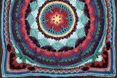 Sophie's Universe Parts 1-4, Sophie's Garden on Colorful Christine