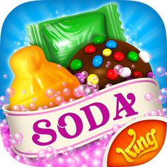 Candy Crush Soda Saga, Facebook games