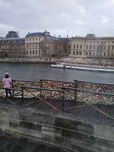 Foto Maria Albert - Ponte dos Cadeados - Paris