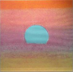 Sunsets by Andy Warhol, 1972