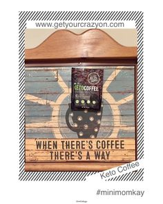 Good morning from our kitchen to your💞 What's in your cup?☕️ Starting my day with my It Works Keto Coffee 💚 #minimomkay #ketocoffee #getyourcrazyon #morethanjustwraps #itworks #itworksglobal #bossbabe #bulletproofcoffeeinainstant #kickstartmyday #fitfueledfocused #singleservingpackets #mtc #collagenpeptides #boostsandsustainsenergy #killscravings #satisfieshunger #fuelyourbody  What does your morning Coffee do for you?