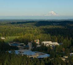 The Evergreen State College in Olympia, WA