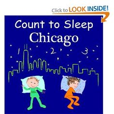 Count to Sleep Chicago (Count to Sleep series)