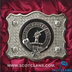 Gunn Clan Crest Kilt