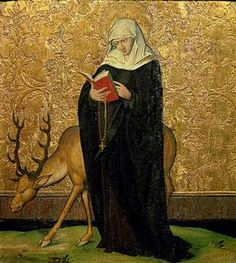 Saint Barbara, Konrad Witz