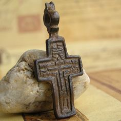 vintage cross...   JEWELRY...    Mar 14 by CoolVintage on Etsy, $28.50