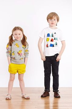 Super cool looks for your kids this spring!